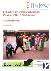 Ingo Diedrich: MUS-E Modellschule. Evaluation download